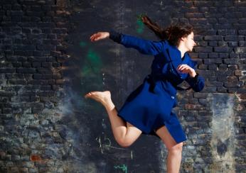 Present As Absent_Choreographie: Sonia Franken