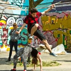 Choreographie: Sonia Franken und Marcelo Omine